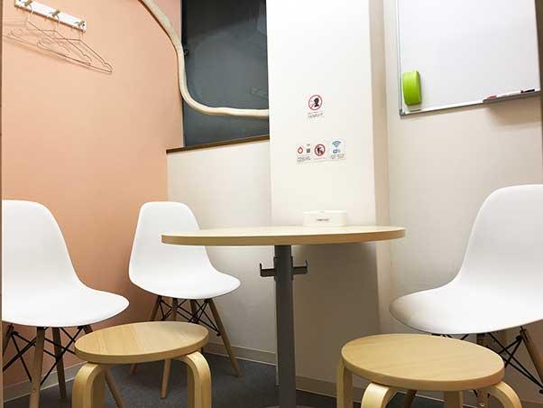 カラメル池袋西口店E室(ピンク)