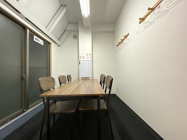 カラメル横浜西口店A室(イエロー)